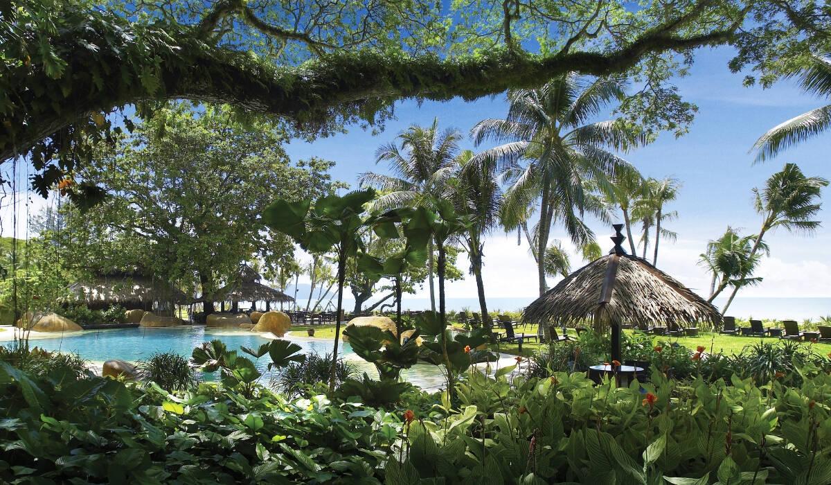 Shangri-La Rasa Sayang Resort, Penang, Malaysia