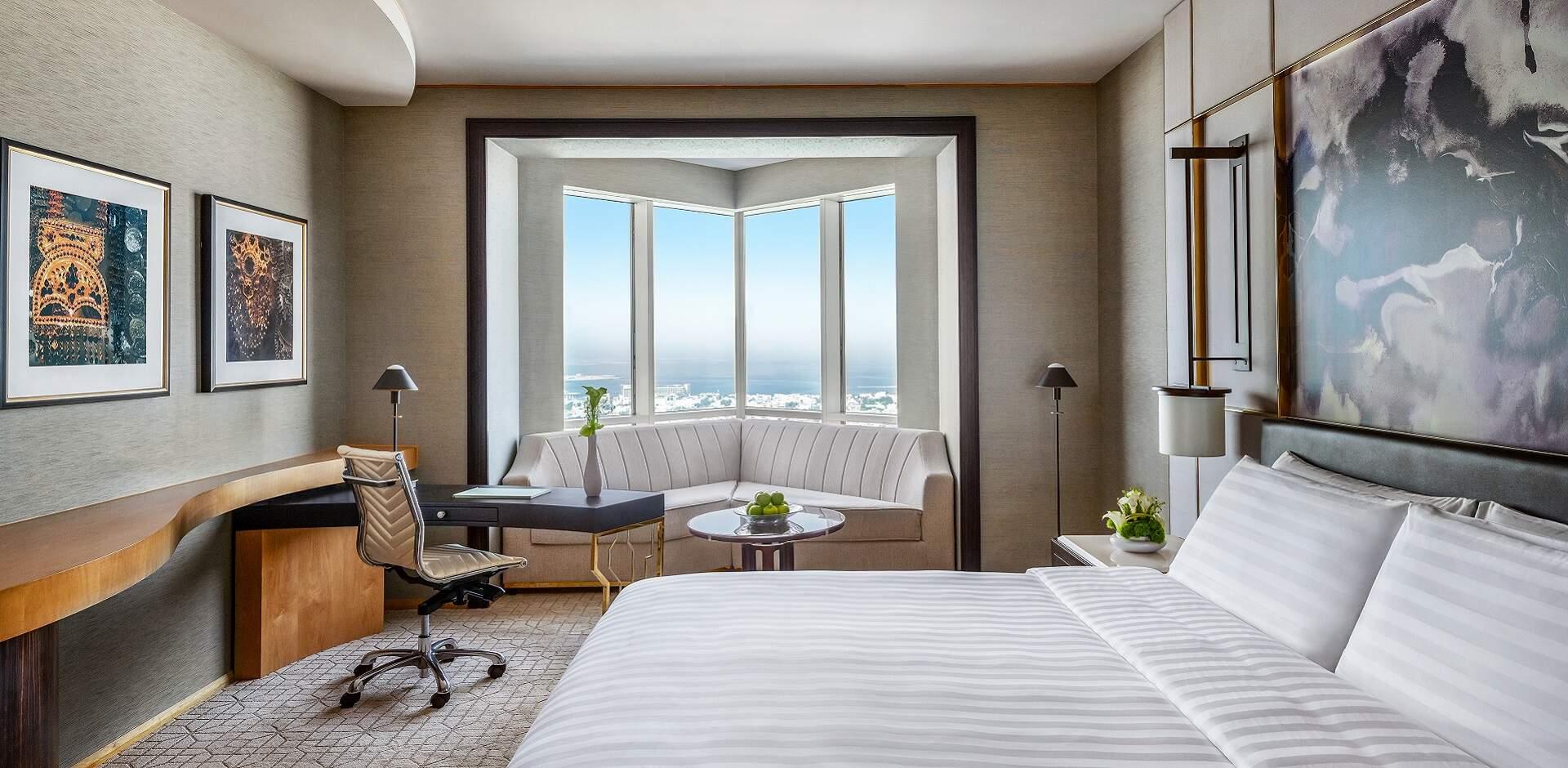 Luxury Hotel In Dubai Shangri La Hotel Dubai